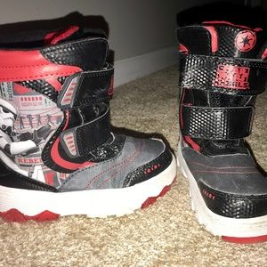 Other - Boy's Light-Up Star Wars Snow Boots